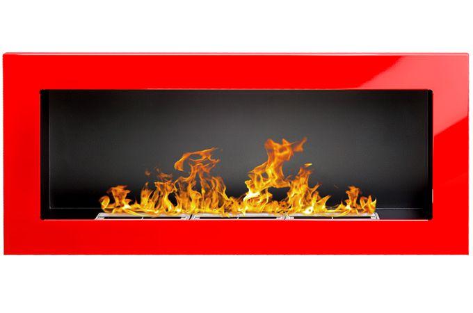 Biokrb závěsný 900 x 400 červená lesklá GM odborný prodejce levně!