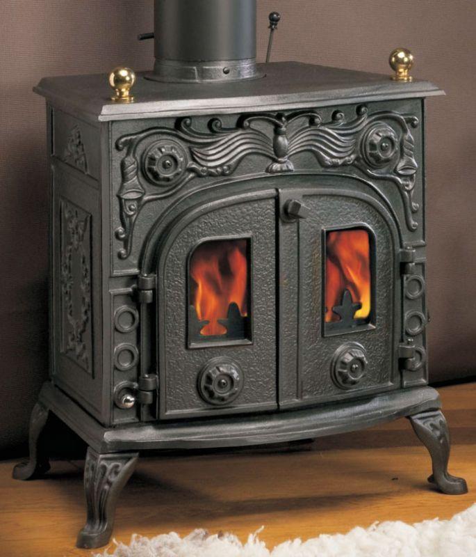 EROS II - kamna litinová Globe-Fire odborný prodejce levně!