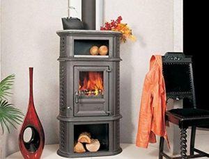 HERCULINA XL - litinová kamna krbová Globe-Fire odborný prodejce levně!