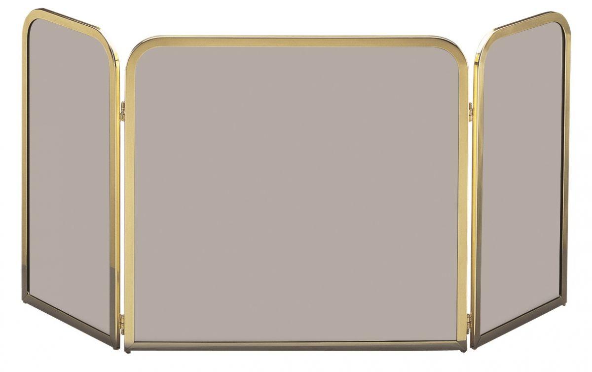 Krbový paravan sklo a mosaz 21.02.019.2 Lienbacher odborný prodejce levně!