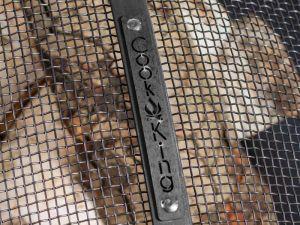 Kryt na ohniště drátěný 80 cm Cook King odborný prodejce levně!