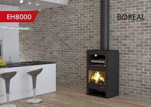 Boreal EH8000 - krbová kamna s troubou odborný prodejce levně!