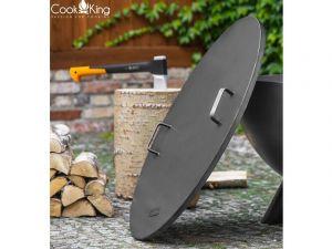 Víko na ohniště s lemem kulaté 61,5 cm Cook King odborný prodejce levně!