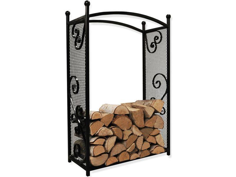 Zásobník na krbové dřevo CHERRY 90 cm Cookking odborný prodejce levně!