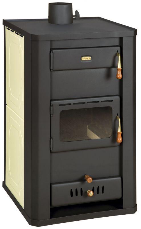 Krbová kamna s teplovodním výměníkem PRITY S3 W21 odborný prodejce levně!