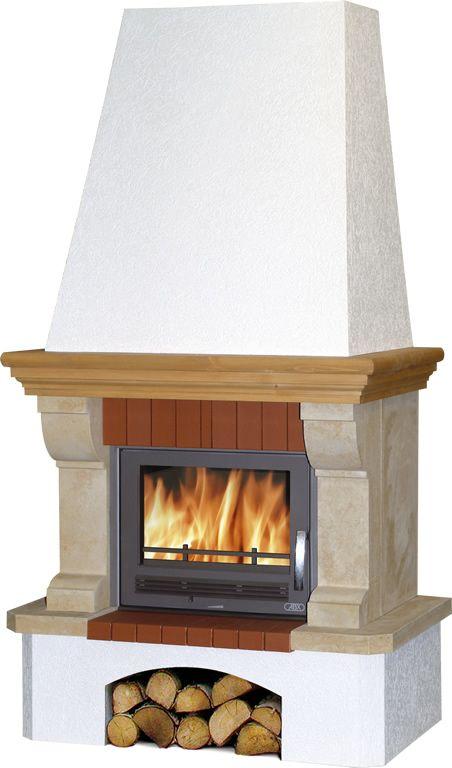 Krbová sestava ABX Preston Klasik, dřevěná římsa odborný prodejce levně!