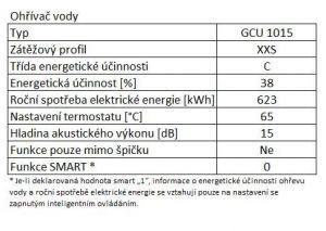 Elektrický ohřívač vody Tesy GCU 1515, 15 l, spodní odborný prodejce levně!