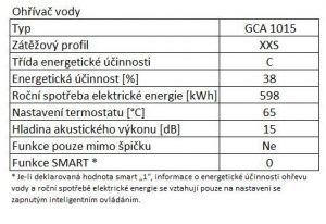 Elektrický ohřívač vody TESY GCA 1015 L52 RC, 10 l, 1500W, horní odborný prodejce levně!