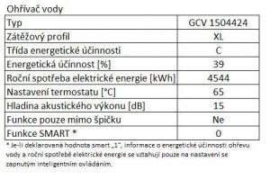 Elektrický ohřívač vody TESY GCV 1504420 B11 TSR odborný prodejce levně!