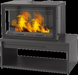 Plamen ECO Minimal 50  - kamna litinová