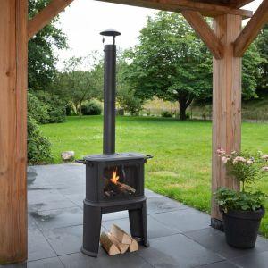 Globe-Fire VOLTURE - zahradní sporák a gril