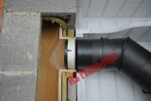 Redukční přechod 160mm/180mm/1,5mm kamna/komín odborný prodejce levně!