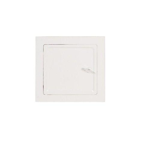 Komínová dvířka bílá - 140x140 odborný prodejce levně!