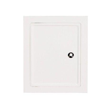 Komínová dvířka bílá - 155x205 odborný prodejce levně!