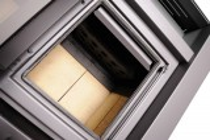 Krbová kamna AQUAFLAM VARIO ® KALMAR 11/7kW krémová, elektronická regulace odborný prodejce levně!